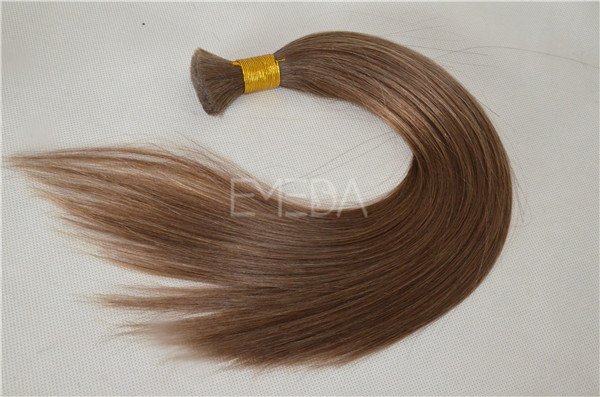 Virgin Russian hair bulk wholesale   ZJ0069