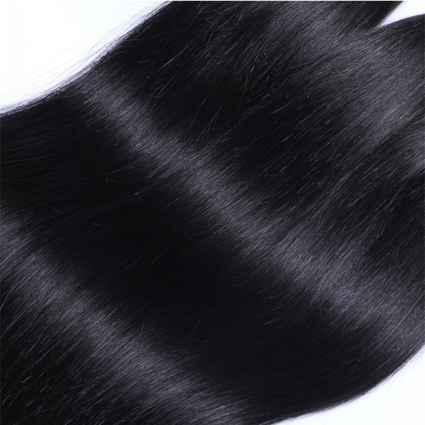 Long Remy Silky Straight Hair Weave Bundles WW010