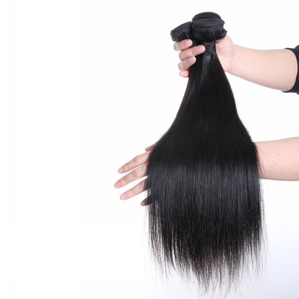 10 to 30 inch Large Stock Remy Brazilian Natural Straight Hair Extensions WW014