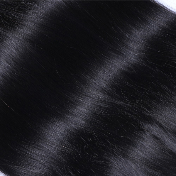 Long Natural Brazilian Virgin Straight Hair Weave WW012
