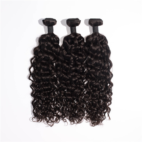Popular Panama Brazilian wet and wavy human hair extensions YJ11