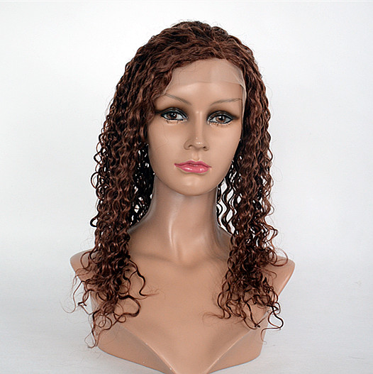 Human hair wigs for black women afro wigs  brazilian wigs HN132