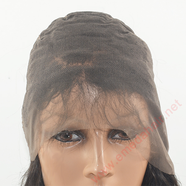 Wholesale unprocessed brazilian human hair lace front wigs,free lace wig samples HN134
