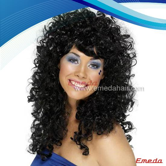 fashion style synthetic hair wigs