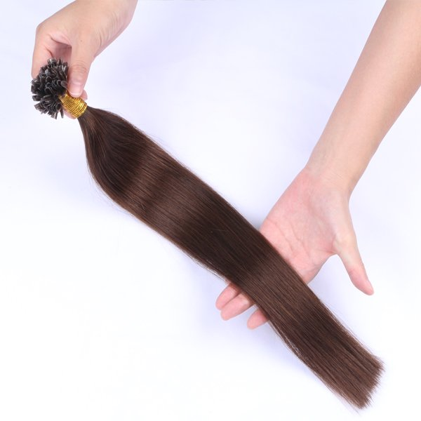 Great lengths u tip real hair extensions great length JF341
