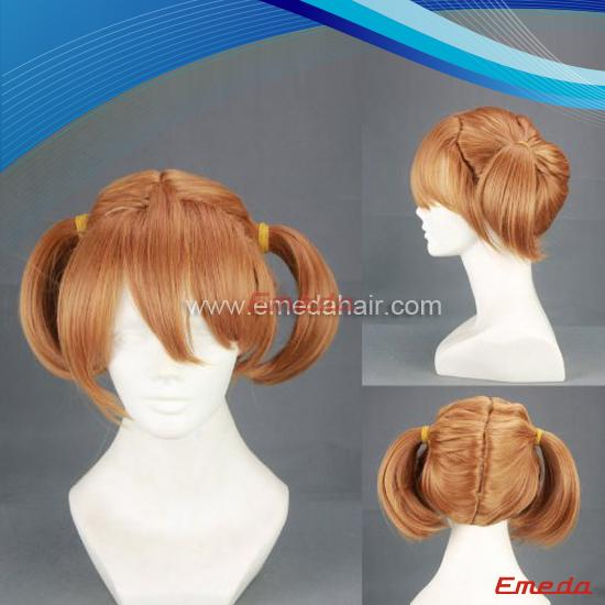 ponytail cosplay wig