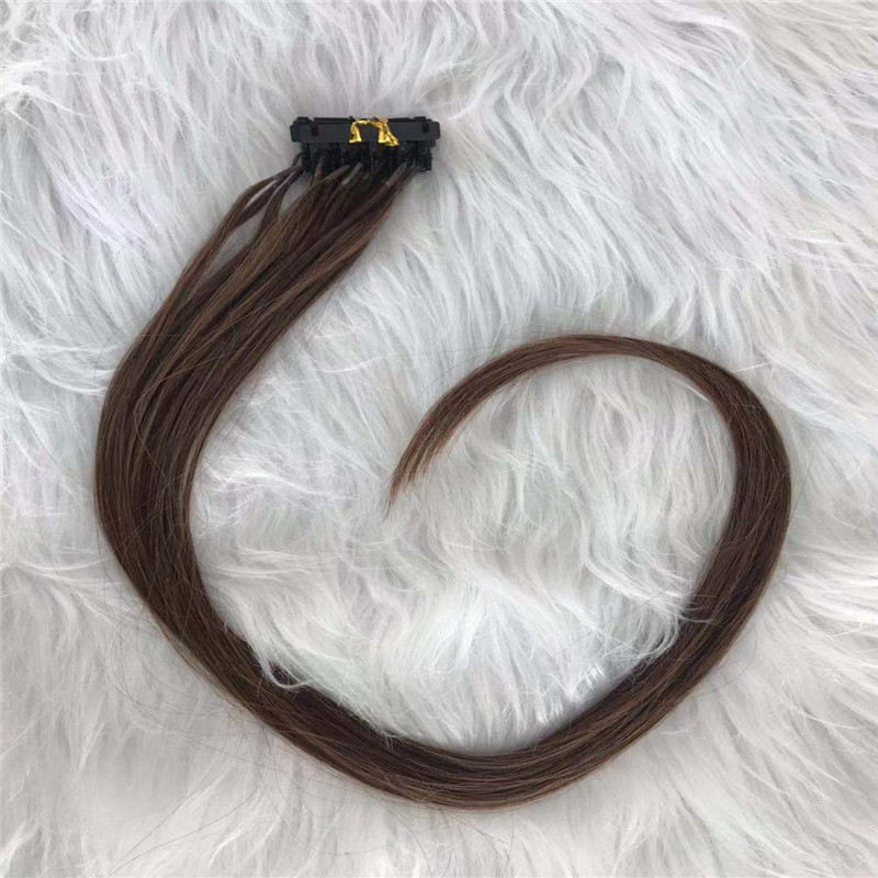 6D2 Hair Extension New Style Hair Extension Very Convenient to Use WK084