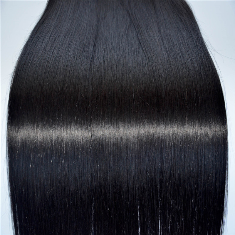 Clip In Hair Extensions Remy Factory Manufacture Hair Extensions WK096