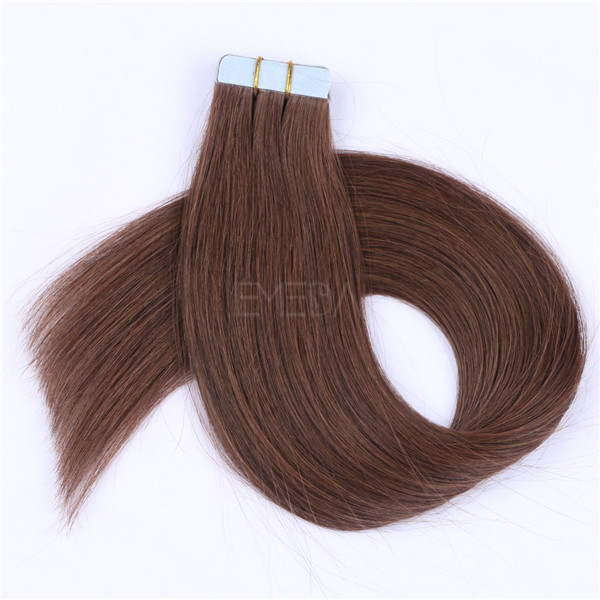 Whosale best tape extensions original brazilian hair XS086