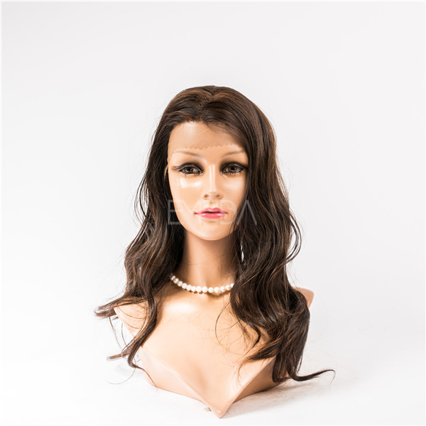Cheap remy lace front wigs human hair YJ92