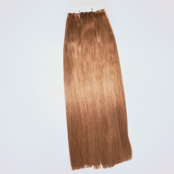 Qingdao tape hair extensions wholesale lp124