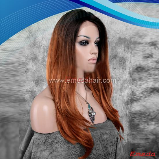 cheape synthetic lace front wig