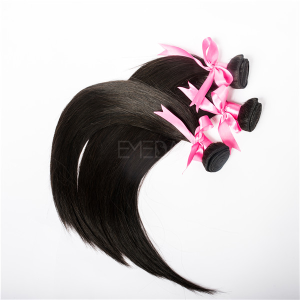 Malaysian hair extenshins cheap hair weave and malaysian hair bundles YL038