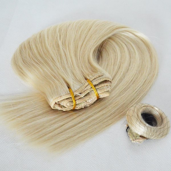 Weave Clip In Hair Extensions Remy Human Hair Buy Clip Extensions Online LM414