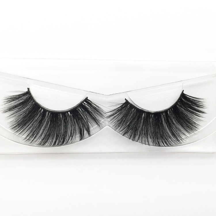 Eyelashes Vendors Custom 5d Faux Mink Eyelashes With Eyelash Packaging PY27