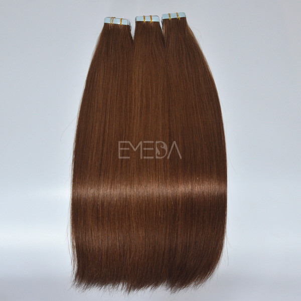 High Quality Natural Virgin Remy Tape Hair lp110