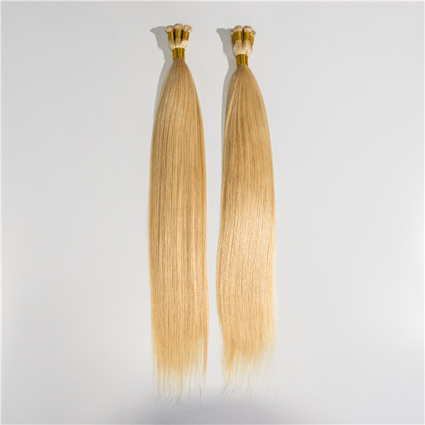 Hand Weft One Donor Hair Extension New Type in Market WK003