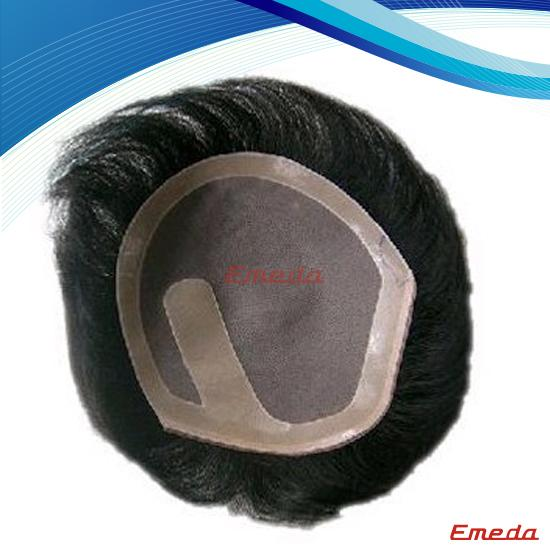 natural toupee for men