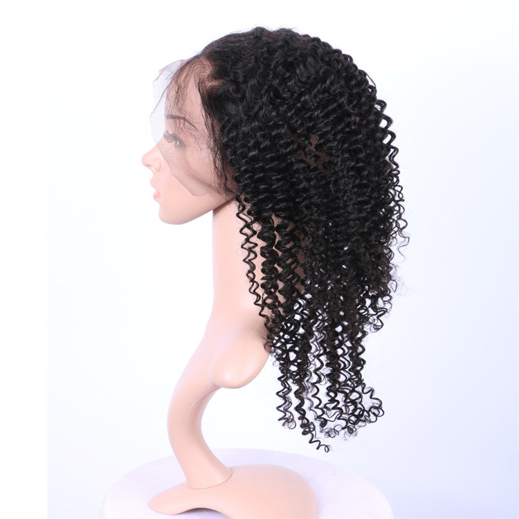 Emeda Supply 100% Malaysian Hair Accessories 360 Lace Frontal With Baby Hair   LM074