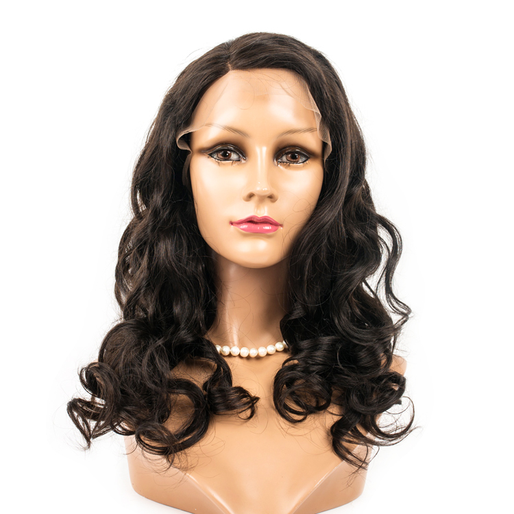 Brazilian Hair Lace Front Wigs 8-28 Available Accept OEM Human Hair Wig   LM180