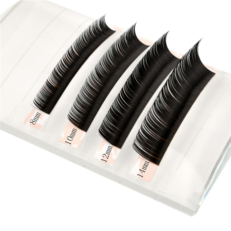 Natural Looking Lash Extensions Supplier Custom Private Label PY03