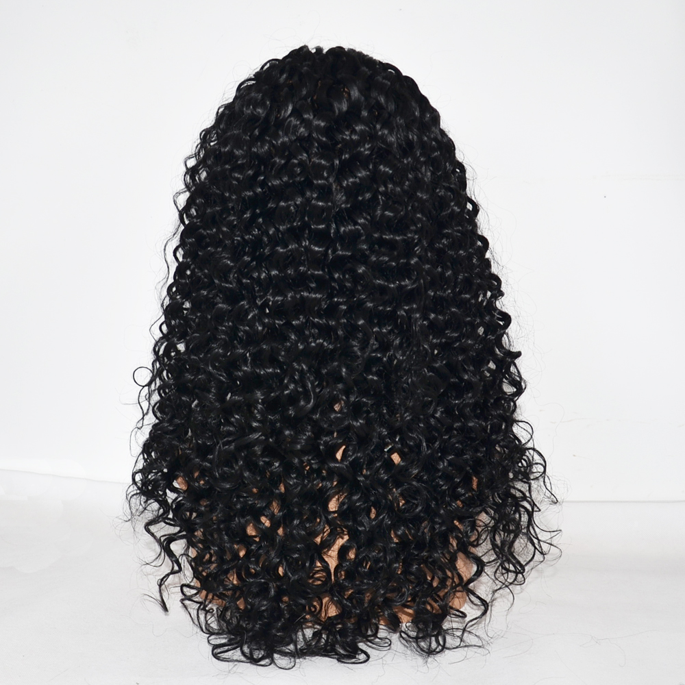 Braided bob wig,human hair full lace wig braided,wig water wave HN307