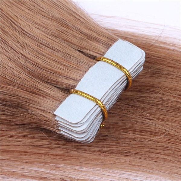 Best quality double drawn virgin brazilian tape in human hair extensions YL230