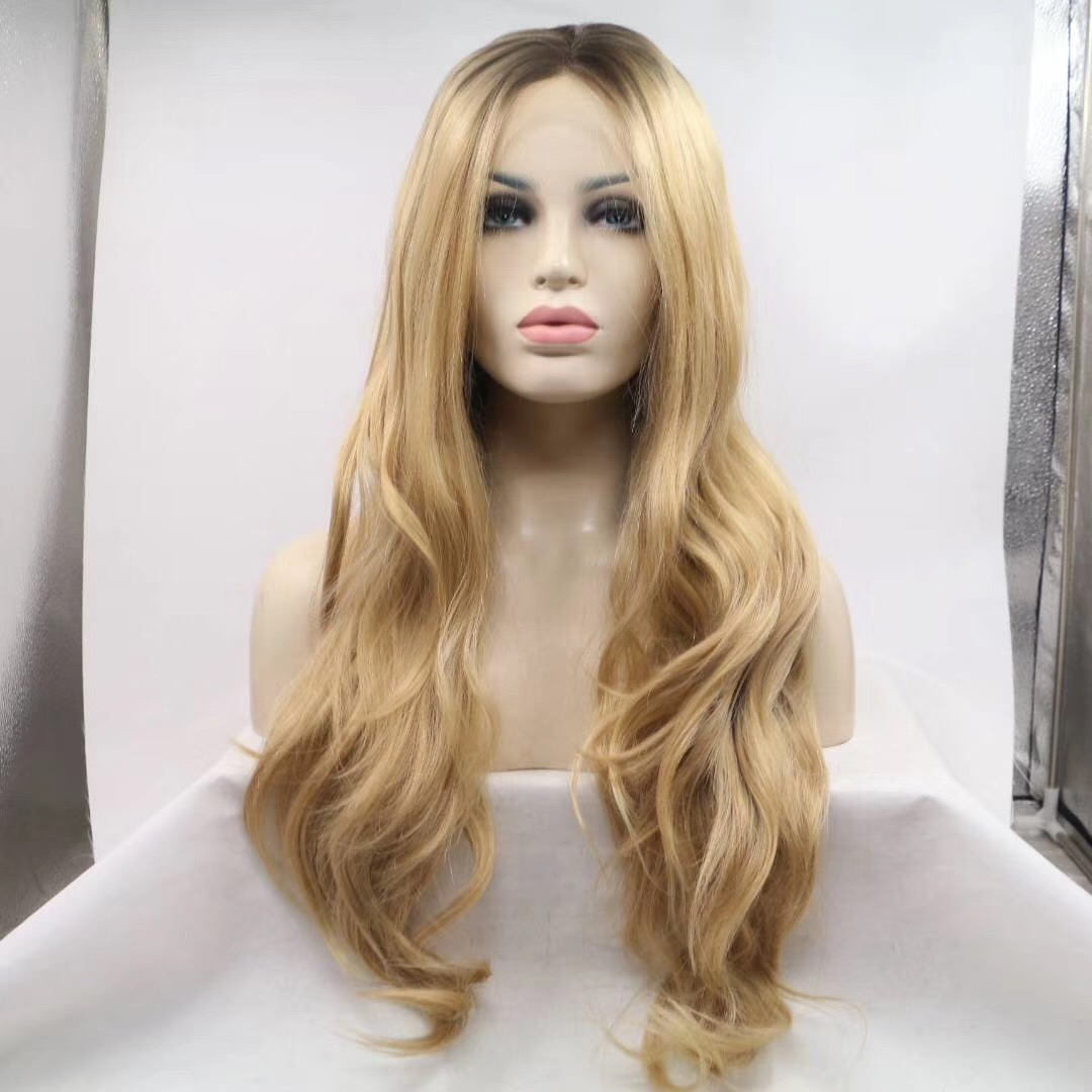 Best Indian remy human hair glueless full lace wigs YJ310